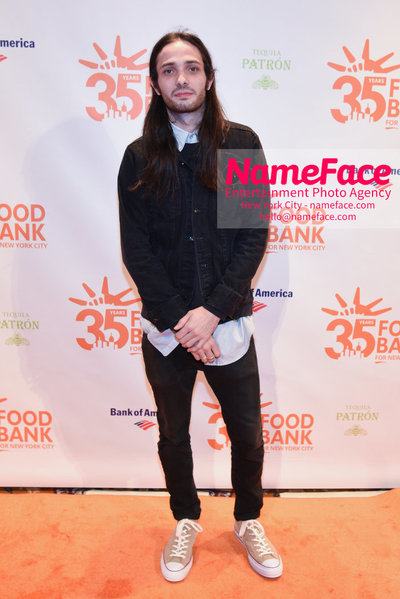 Food Bank For New York City's Can Do Awards Dinner - Arrivals Miles Joris-Peyrafitte - NameFace Photo Agency New York City - hello@nameface.com - nameface.com - Photo by Daniela Kirsch