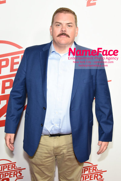 Super Troopers 2 Premiere Kevin Heffernan - NameFace Photo Agency New York City - hello@nameface.com - nameface.com - Photo by Daniela Kirsch
