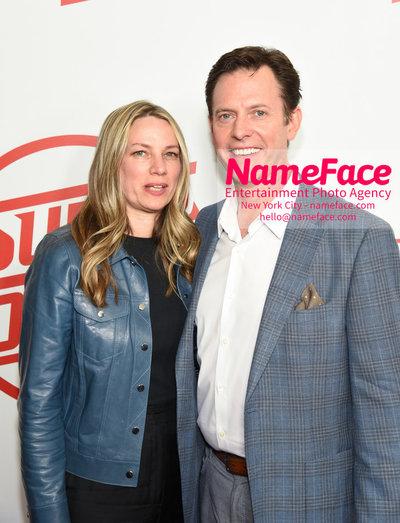 Super Troopers 2 Premiere Barbara Slade and Erik Stolhanske - NameFace Photo Agency New York City - hello@nameface.com - nameface.com - Photo by Daniela Kirsch