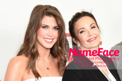 Super Troopers 2 Premiere Jessica Altman and Lynda Carter - NameFace Photo Agency New York City - hello@nameface.com - nameface.com - Photo by Daniela Kirsch
