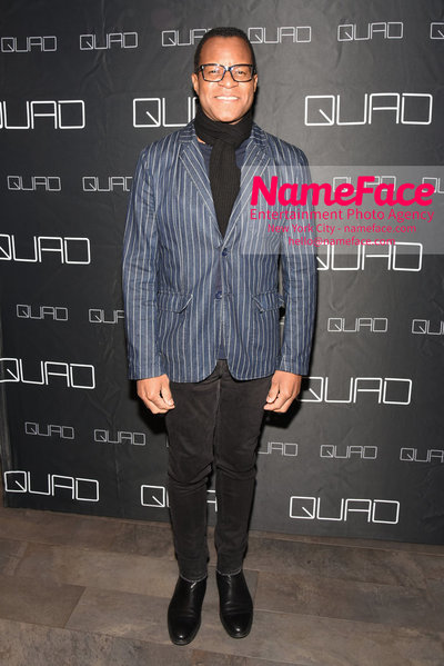 Cohen Media Group and The Cinema Society host the premiere of 'Godard Mon Amour' Geoffrey Fletcher - NameFace Photo Agency New York City - hello@nameface.com - nameface.com - Photo by Daniela Kirsch