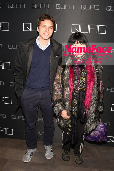 Cohen Media Group and The Cinema Society host the premiere of 'Godard Mon Amour' Guest and Anna Sui - NameFace Photo Agency New York City - hello@nameface.com - nameface.com - Photo by Daniela Kirsch