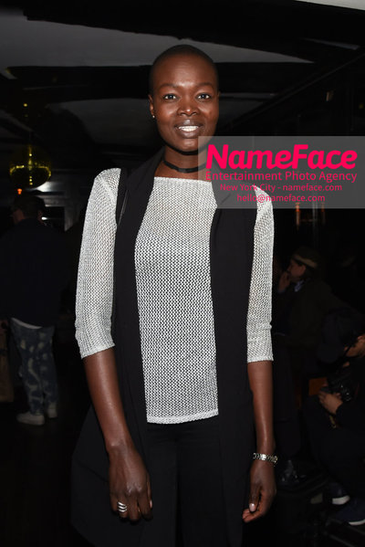 After Party - Cohen Media Group and The Cinema Society host the premiere of 'Godard Mon Amour' Aluad Anei - NameFace Photo Agency New York City - hello@nameface.com - nameface.com - Photo by Daniela Kirsch
