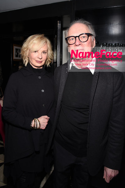 After Party - Cohen Media Group and The Cinema Society host the premiere of 'Godard Mon Amour' Diana Levinson and Barry Levinson - NameFace Photo Agency New York City - hello@nameface.com - nameface.com - Photo by Daniela Kirsch
