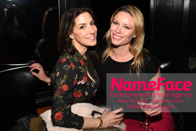 After Party - Cohen Media Group and The Cinema Society host the premiere of 'Godard Mon Amour' Guest and Kiera Chaplin - NameFace Photo Agency New York City - hello@nameface.com - nameface.com - Photo by Daniela Kirsch