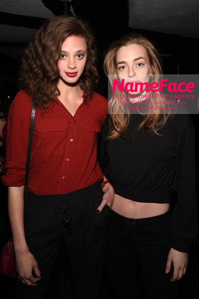 After Party - Cohen Media Group and The Cinema Society host the premiere of 'Godard Mon Amour' Jackie Summers and Paula Magyar - NameFace Photo Agency New York City - hello@nameface.com - nameface.com - Photo by Daniela Kirsch