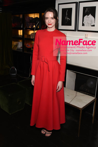 After Party - Cohen Media Group and The Cinema Society host the premiere of 'Godard Mon Amour' Stacy Martin - NameFace Photo Agency New York City - hello@nameface.com - nameface.com - Photo by Daniela Kirsch