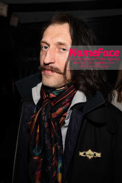 After Party - Cohen Media Group and The Cinema Society host the premiere of 'Godard Mon Amour' Eugene Hutz - NameFace Photo Agency New York City - hello@nameface.com - nameface.com - Photo by Daniela Kirsch