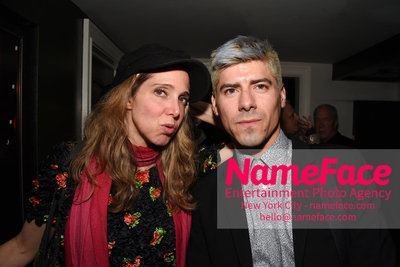 After Party - Cohen Media Group and The Cinema Society host the premiere of 'Godard Mon Amour' Susan Kirschbaum and Frank Tell - NameFace Photo Agency New York City - hello@nameface.com - nameface.com - Photo by Daniela Kirsch