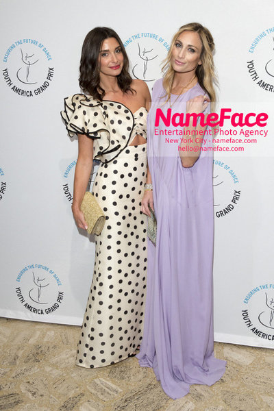Stars of Today Meet the Stars of Tomorrow, the 2018 Youth America Grand Prix Gala Candice Miller and Marcella Guarino Hymowitz - NameFace Photo Agency New York City - hello@nameface.com - nameface.com - Photo by