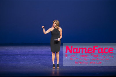 Stars of Today Meet the Stars of Tomorrow, the 2018 Youth America Grand Prix Gala Hoda Kotb - NameFace Photo Agency New York City - hello@nameface.com - nameface.com - Photo by