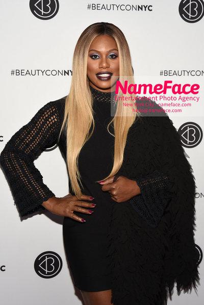 Beautycon 2018 Festival NYC - First Day Laverne Cox - NameFace Photo Agency New York City - hello@nameface.com - nameface.com - Photo by Daniela Kirsch