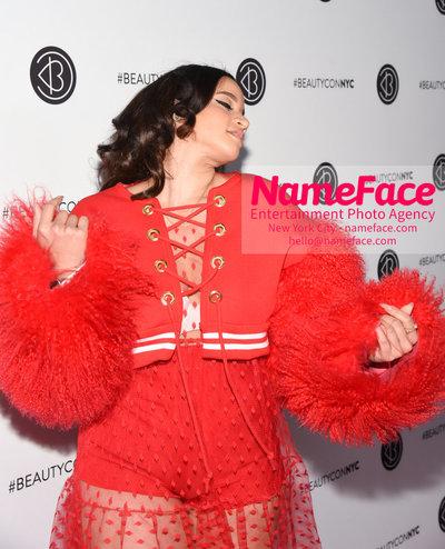 Beautycon 2018 Festival NYC - First Day Dascha Polanco - NameFace Photo Agency New York City - hello@nameface.com - nameface.com - Photo by Daniela Kirsch