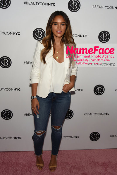 Beautycon 2018 Festival NYC - First Day Dacey Cash - NameFace Photo Agency New York City - hello@nameface.com - nameface.com - Photo by Daniela Kirsch