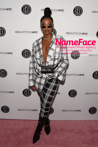 Beautycon 2018 Festival NYC - First Day Dearra Taylor - NameFace Photo Agency New York City - hello@nameface.com - nameface.com - Photo by Daniela Kirsch