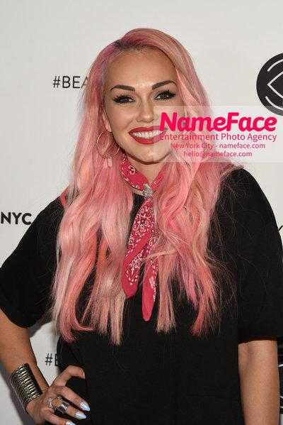 Beautycon 2018 Festival NYC - First Day Kandee Johnson - NameFace Photo Agency New York City - hello@nameface.com - nameface.com - Photo by Daniela Kirsch