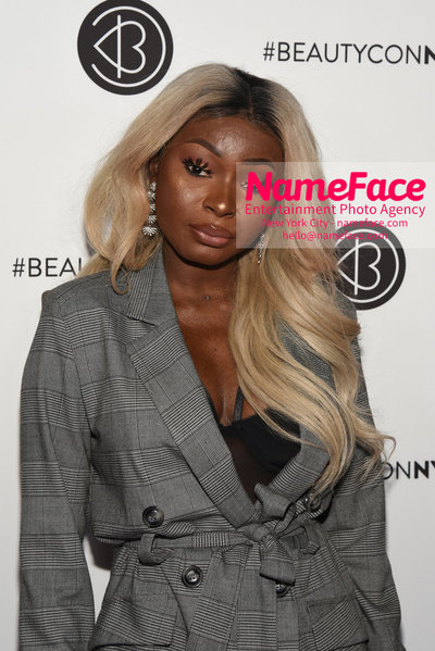 Beautycon 2018 Festival NYC - First Day Shalom Blac - NameFace Photo Agency New York City - hello@nameface.com - nameface.com - Photo by Daniela Kirsch