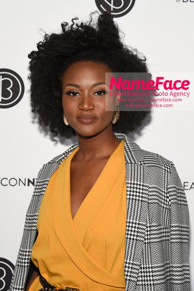 Beautycon 2018 Festival NYC - First Day Deshauna Barber - NameFace Photo Agency New York City - hello@nameface.com - nameface.com - Photo by Daniela Kirsch