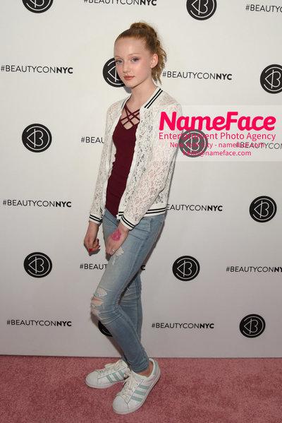 Beautycon 2018 Festival NYC - First Day Riley McEvoy - NameFace Photo Agency New York City - hello@nameface.com - nameface.com - Photo by Daniela Kirsch
