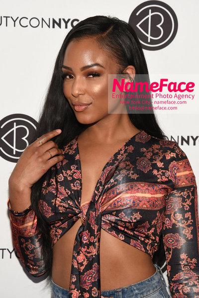 Beautycon 2018 Festival NYC - First Day Latoya Forever - NameFace Photo Agency New York City - hello@nameface.com - nameface.com - Photo by Daniela Kirsch
