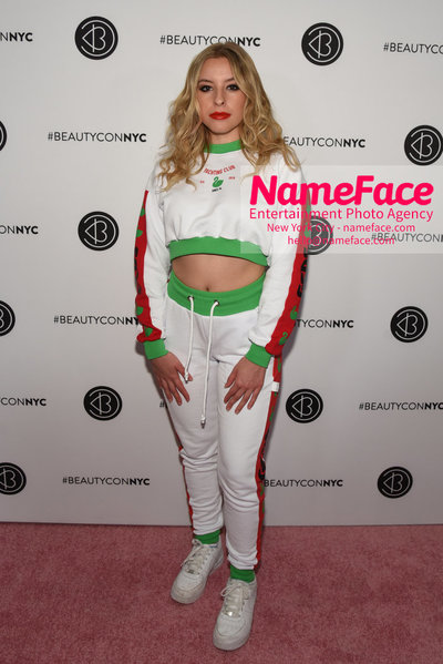 Beautycon 2018 Festival NYC - First Day Sophie Beem - NameFace Photo Agency New York City - hello@nameface.com - nameface.com - Photo by Daniela Kirsch