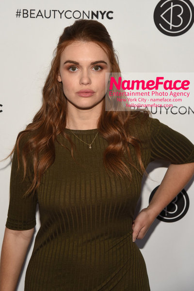 Beautycon 2018 Festival NYC - First Day Holland Roden - NameFace Photo Agency New York City - hello@nameface.com - nameface.com - Photo by Daniela Kirsch