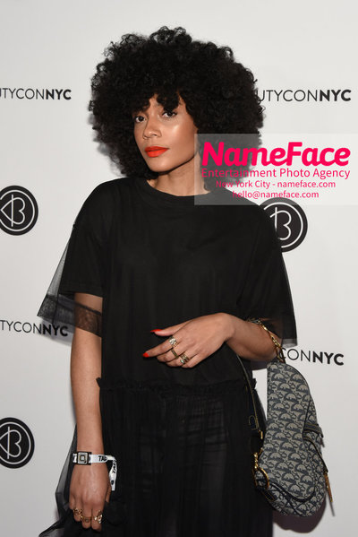 Beautycon 2018 Festival NYC - First Day Kia Marie - NameFace Photo Agency New York City - hello@nameface.com - nameface.com - Photo by Daniela Kirsch