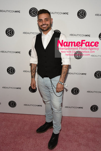 Beautycon 2018 Festival NYC - First Day Michael Costello - NameFace Photo Agency New York City - hello@nameface.com - nameface.com - Photo by Daniela Kirsch