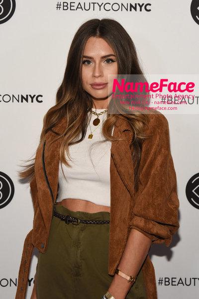 Beautycon 2018 Festival NYC - First Day Ashley Brooke - NameFace Photo Agency New York City - hello@nameface.com - nameface.com - Photo by Daniela Kirsch