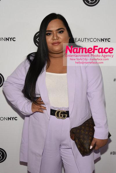 Beautycon 2018 Festival NYC - First Day Nabela Noor - NameFace Photo Agency New York City - hello@nameface.com - nameface.com - Photo by Daniela Kirsch