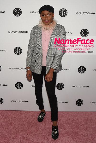 Beautycon 2018 Festival NYC - First Day Kenny Screven - NameFace Photo Agency New York City - hello@nameface.com - nameface.com - Photo by Daniela Kirsch