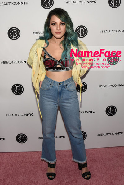 Beautycon 2018 Festival NYC - First Day Niki DeMartino - NameFace Photo Agency New York City - hello@nameface.com - nameface.com - Photo by Daniela Kirsch