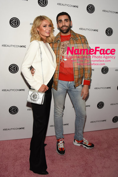 Beautycon 2018 Festival NYC - First Day Paris Hilton and Phillip Picardi - NameFace Photo Agency New York City - hello@nameface.com - nameface.com - Photo by Daniela Kirsch