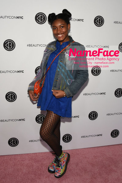 Beautycon 2018 Festival NYC - First Day Ameenha Lee - NameFace Photo Agency New York City - hello@nameface.com - nameface.com - Photo by Daniela Kirsch
