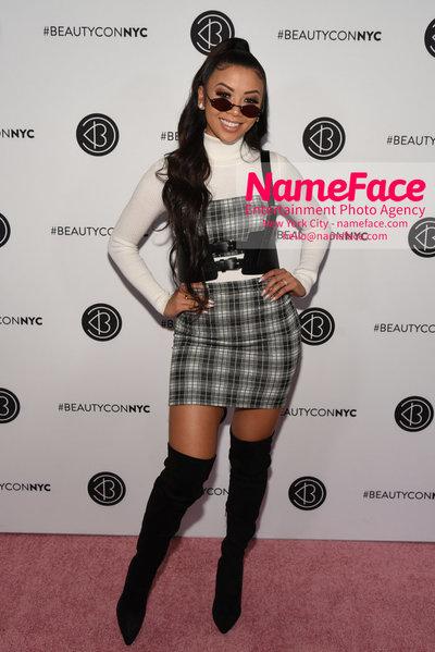 Beautycon 2018 Festival NYC - First Day LianeV - NameFace Photo Agency New York City - hello@nameface.com - nameface.com - Photo by Daniela Kirsch