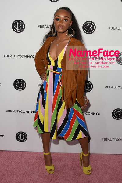 Beautycon 2018 Festival NYC - First Day Summer Valentine - NameFace Photo Agency New York City - hello@nameface.com - nameface.com - Photo by Daniela Kirsch