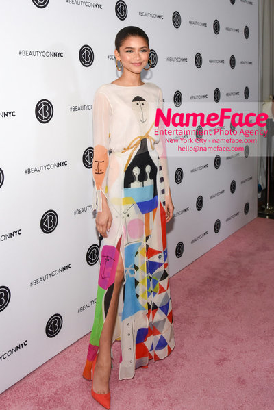 Beautycon 2018 Festival NYC - Second Day Zendaya Coleman - NameFace Photo Agency New York City - hello@nameface.com - nameface.com - Photo by Daniela Kirsch