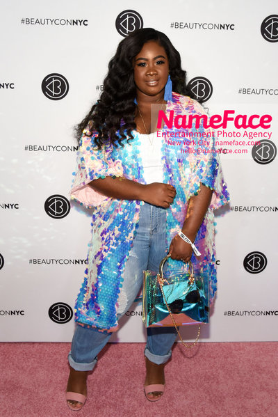 Beautycon 2018 Festival NYC - Second Day Karla Tobie - NameFace Photo Agency New York City - hello@nameface.com - nameface.com - Photo by Daniela Kirsch