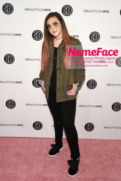 Beautycon 2018 Festival NYC - Second Day Taylor Felt - NameFace Photo Agency New York City - hello@nameface.com - nameface.com - Photo by Daniela Kirsch