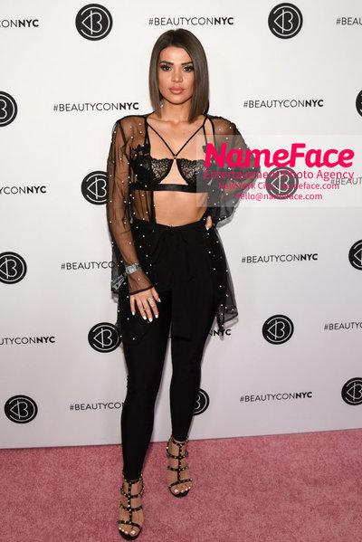 Beautycon 2018 Festival NYC - Second Day Foinika Kay - Exteriorglam - NameFace Photo Agency New York City - hello@nameface.com - nameface.com - Photo by Daniela Kirsch