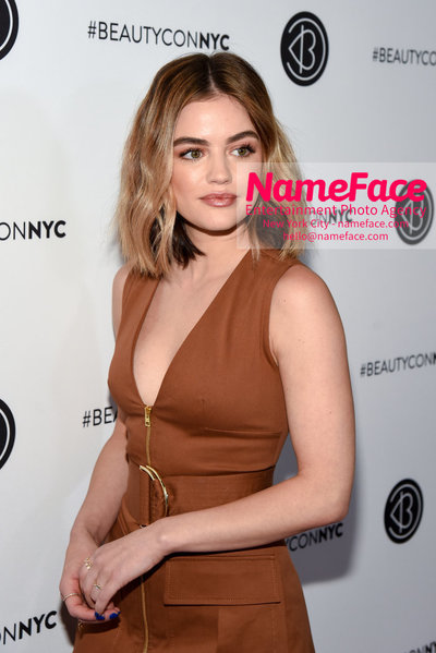 Beautycon 2018 Festival NYC - Second Day Lucy Hale - NameFace Photo Agency New York City - hello@nameface.com - nameface.com - Photo by Daniela Kirsch