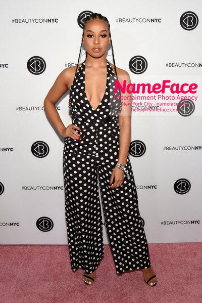 Beautycon 2018 Festival NYC - Second Day Nakita Johnson - NameFace Photo Agency New York City - hello@nameface.com - nameface.com - Photo by Daniela Kirsch
