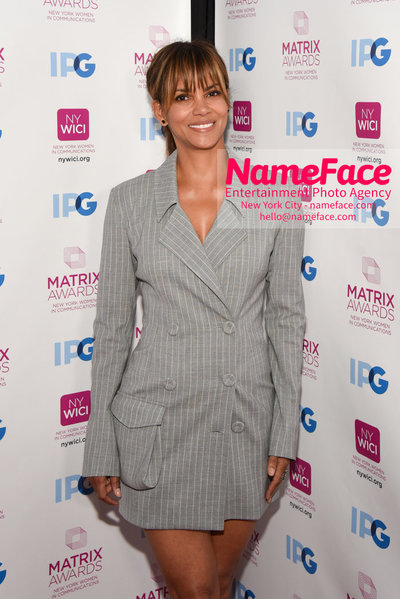 Matrix Awards 2018 Halle Berry - NameFace Photo Agency New York City - hello@nameface.com - nameface.com - Photo by Daniela Kirsch