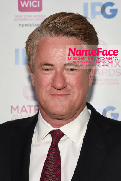 Matrix Awards 2018 Joe Scarborough - NameFace Photo Agency New York City - hello@nameface.com - nameface.com - Photo by Daniela Kirsch