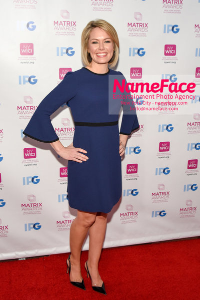 Matrix Awards 2018 Dylan Dreyer - NameFace Photo Agency New York City - hello@nameface.com - nameface.com - Photo by Daniela Kirsch