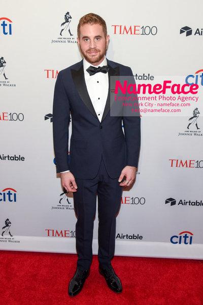 TIME 100 Gala 2018 Red Carpet Arrivals  Ben Platt - NameFace Photo Agency New York City - hello@nameface.com - nameface.com - Photo by Daniela Kirsch