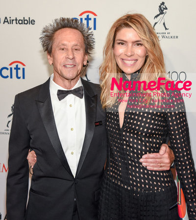TIME 100 Gala 2018 Red Carpet Arrivals  Brian Glazer and Veronica Smiley - NameFace Photo Agency New York City - hello@nameface.com - nameface.com - Photo by Daniela Kirsch