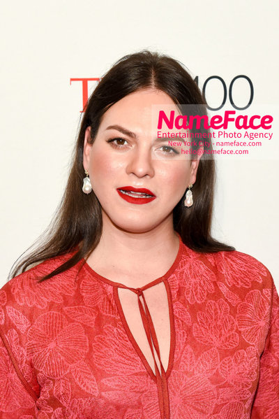 TIME 100 Gala 2018 Red Carpet Arrivals  Daniela Vega - NameFace Photo Agency New York City - hello@nameface.com - nameface.com - Photo by Daniela Kirsch