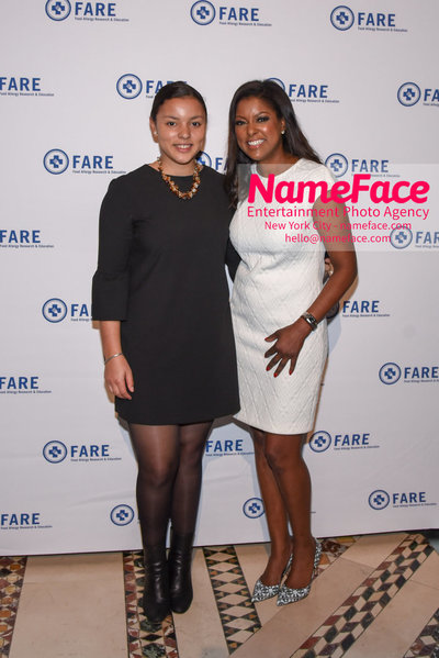 19th Annual FARE Spring Luncheon Daughter Nicole and Lori Stokes - NameFace Photo Agency New York City - hello@nameface.com - nameface.com - Photo by Daniela Kirsch