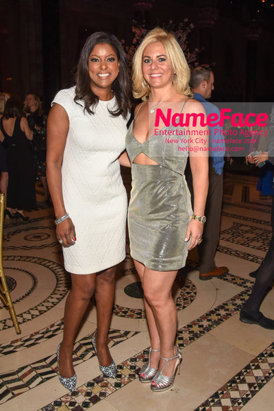 19th Annual FARE Spring Luncheon Lori Stokes and Abbey Braverman - NameFace Photo Agency New York City - hello@nameface.com - nameface.com - Photo by Daniela Kirsch